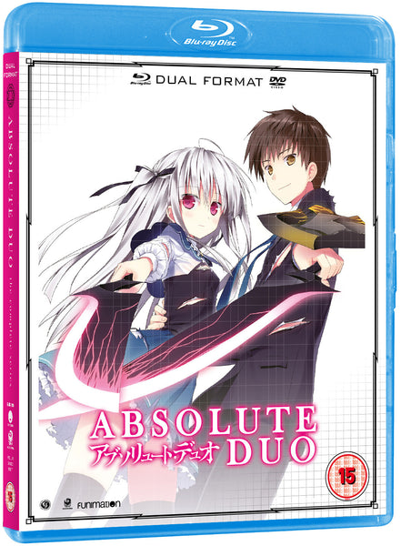 Absolute Duo - Blu-ray/DVD combi