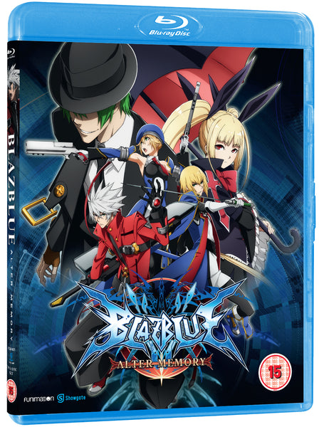 Blazblue: Alter Memory - Blu-ray