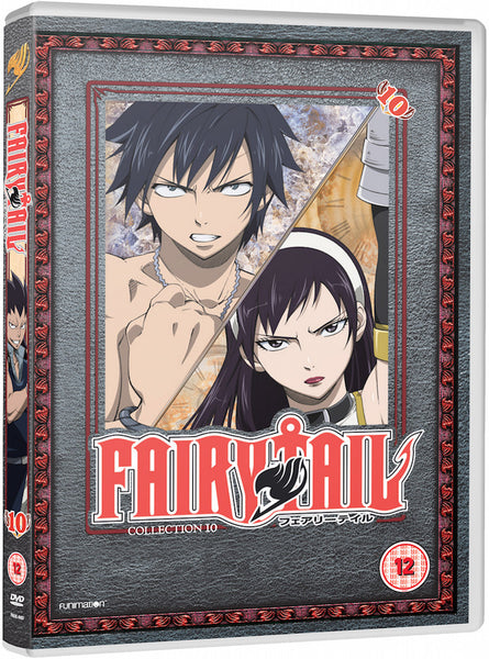 Fairy Tail: Part 10 - DVD