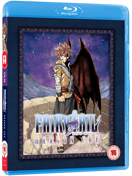 Fairy Tail: Dragon Cry - Blu-ray
