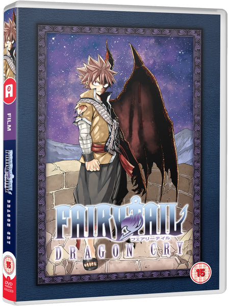 Fairy Tail: Dragon Cry - DVD