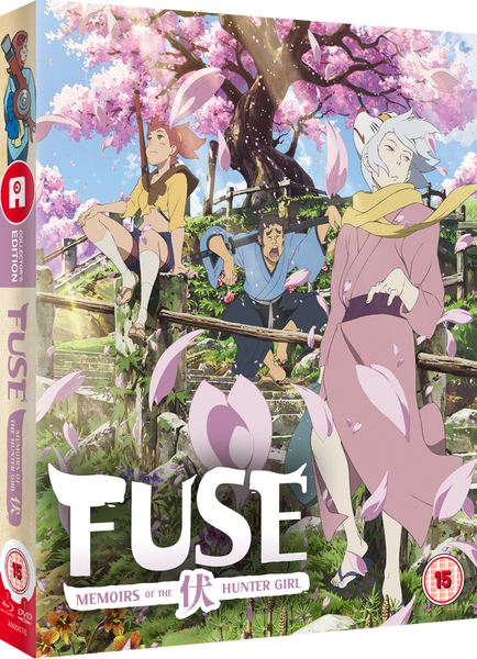 Fuse - Memoirs of the Hunter Girl - Blu-ray/DVD Limited Collector's Edition