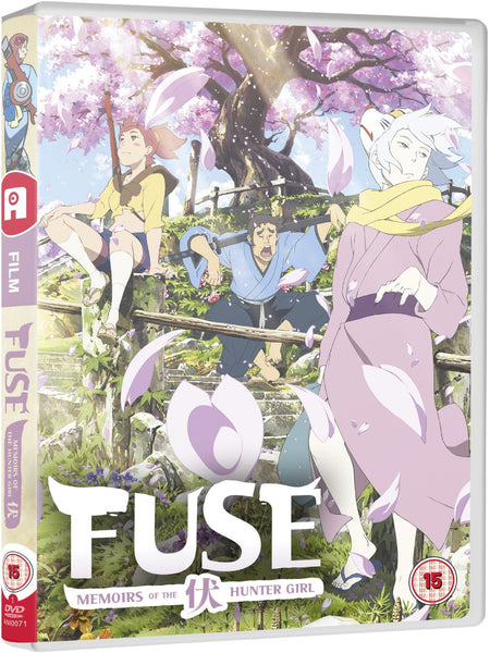 Fusé: Memoirs of the Hunter Girl - DVD