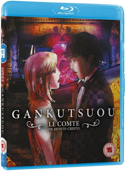 Gankutsuou: The Count of Monte Cristo - Blu-ray
