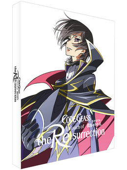 Code Geass: Lelouch of the Re;surrection - Blu-ray/DVD/CD Collector's Edition
