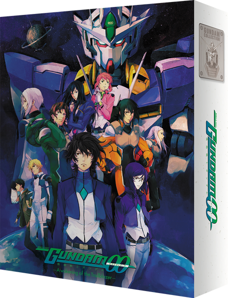 Mobile Suit Gundam 00: Film + OVAs Blu-ray Collector's Edition