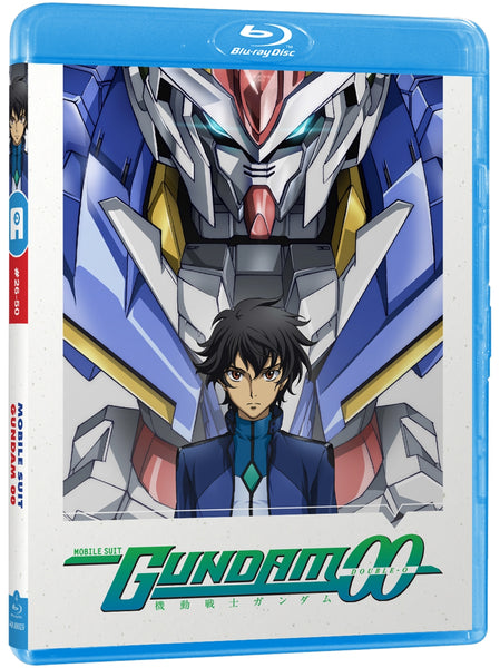 Mobile Suit Gundam 00: Part 2 - Blu-ray