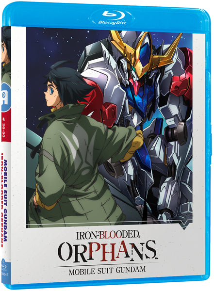 Mobile Suit Gundam Iron-Blooded Orphans: Part 2 Blu-ray Collector's Edition