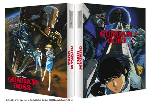 Mobile Suit Gundam 0083 - Blu-ray Collector's Edition