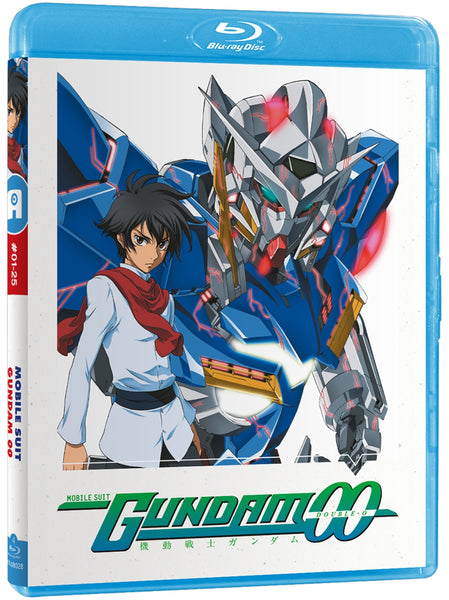Mobile Suit Gundam 00: Part 1 - Blu-ray