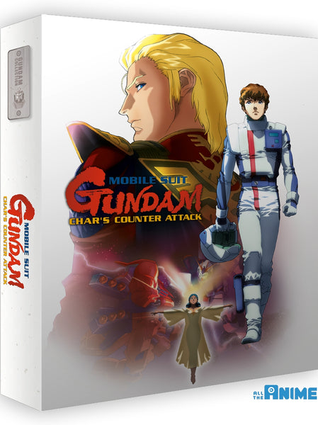 Mobile Suit Gundam: Char's Counter Attack - Blu-ray Collector's Edition