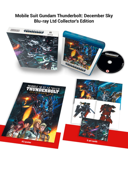 Gundam Thunderbolt: December Sky - Blu-ray Collector's Edition