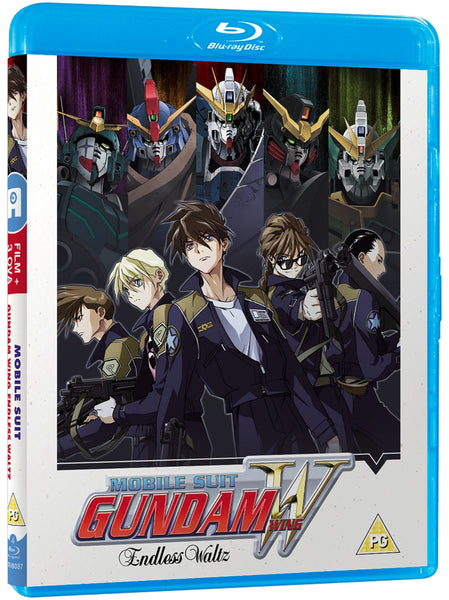 Mobile Suit Gundam Wing: Endless Waltz - Blu-ray Collector's Edition