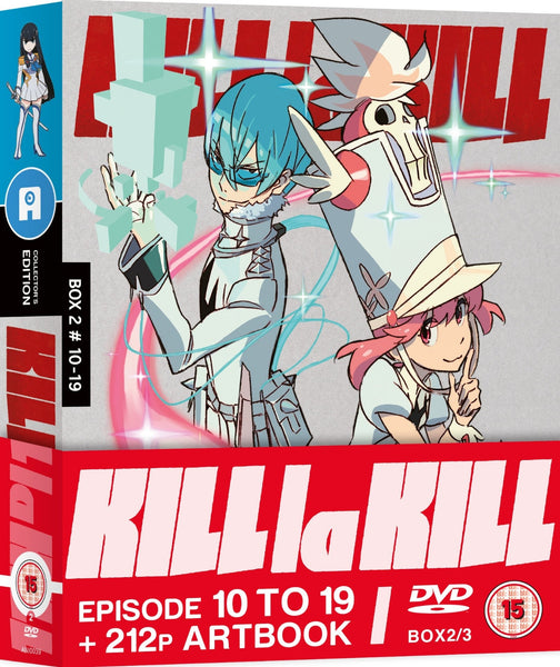Kill la Kill: Part 2 - DVD Collector's Edition