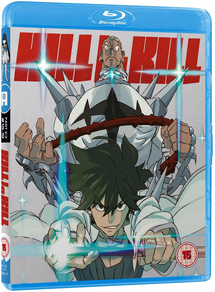 Kill la Kill: Part 2 - Blu-ray