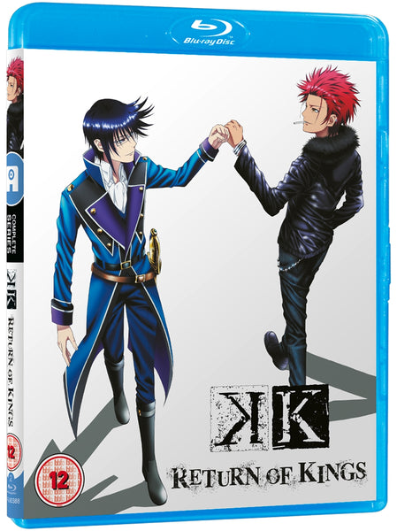 K: Return of Kings - Blu-ray