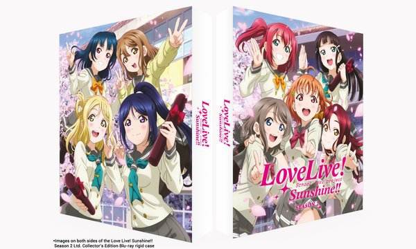 Love Live! Sunshine!! Season 2 - Blu-ray Collector's Edition
