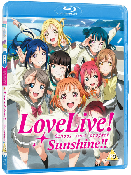 Love Live! Sunshine!! - Blu-Ray