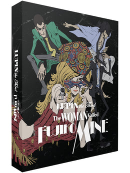 Lupin the Third: The Woman Called Fujiko Mine - Blu-ray Collector's Edition