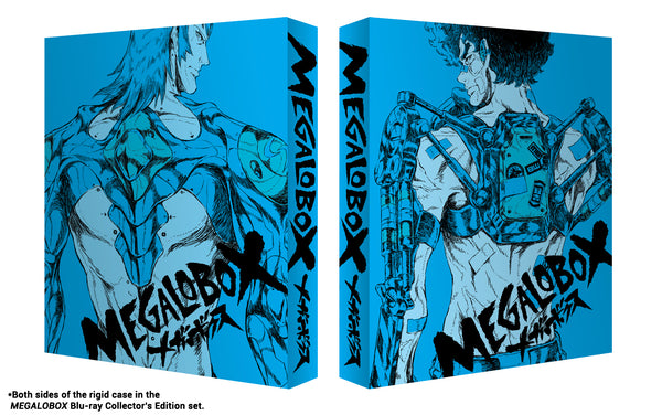Megalobox - Blu-ray Collector's Edition