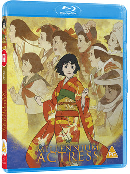 Millennium Actress - Blu-ray