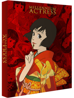 Millennium Actress - 4K UHD Blu-ray + Blu-ray Collector's Edition