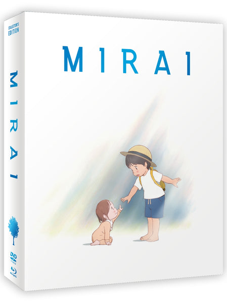 Mirai - Blu-ray/DVD Collector's Edition