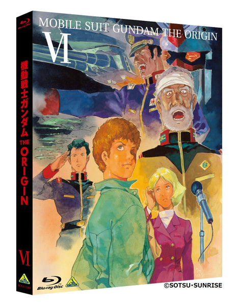 Gundam Origin VI - Blu-ray Collector's Ed. [Export Ver.]