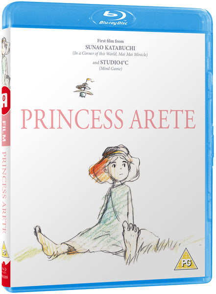 Princess Arete - Blu-Ray