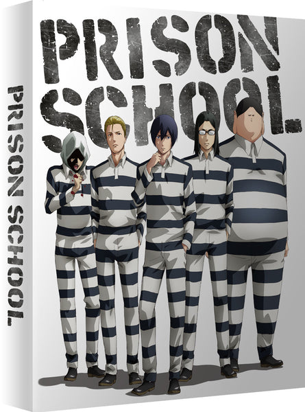 Prison School - Blu-ray Ltd Collector's Edition