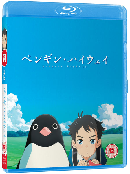 Penguin Highway - Blu-ray