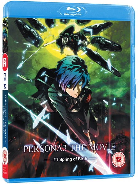 Persona 3: Movie #1 - Blu-ray