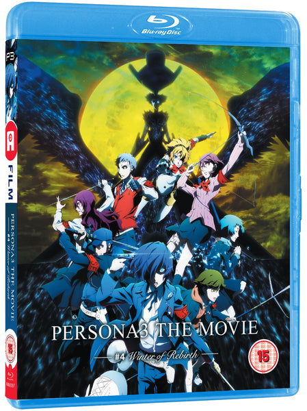 Persona 3: Movie #4 - Blu-ray