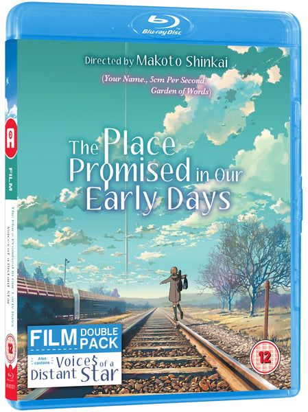 Place Promised In Our Early Days/Voices Of A Distant Star - Blu-ray