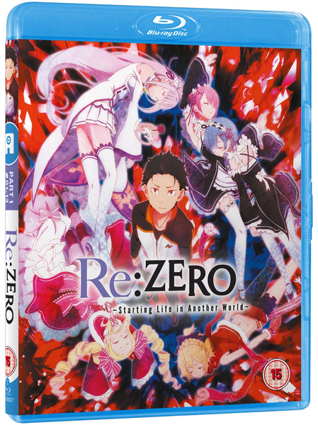 Re:ZERO Part 1 - Blu-ray