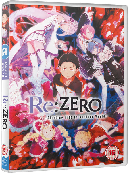Re:ZERO Part 1 - DVD