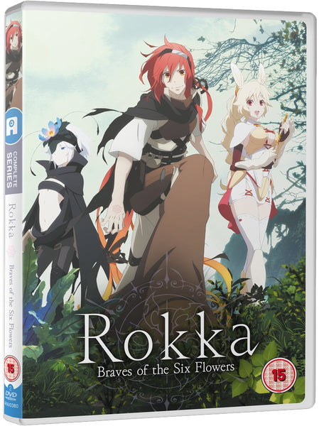 Rokka -Braves of the Six Flowers- DVD