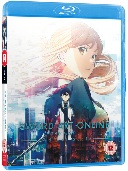 Sword Art Online The Movie: Ordinal Scale - Blu-ray