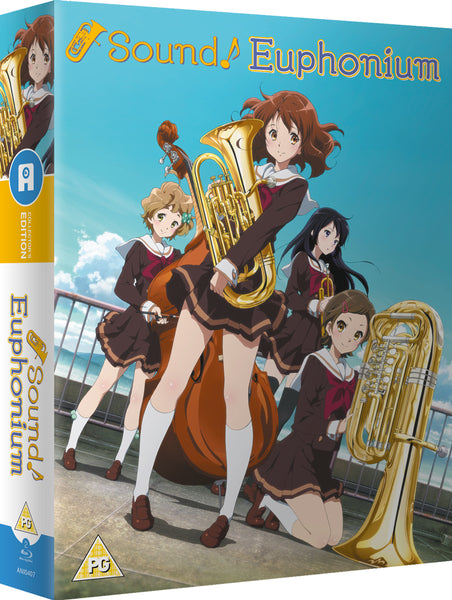 Sound! Euphonium - Blu-ray Collector's Edition
