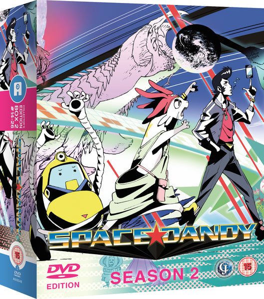 Space Dandy: Season 2 - DVD Collector's Edition