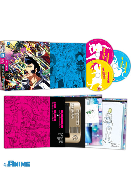 Space Dandy: Season 1 - DVD Collector's Edition