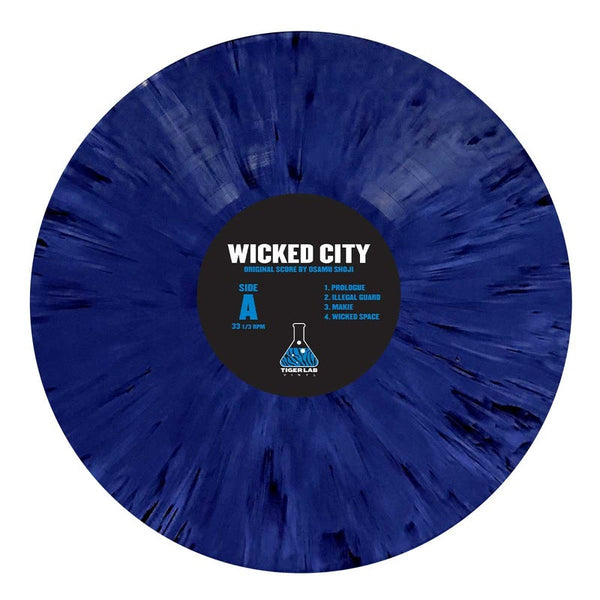 Wicked City - Official Soundtrack Vinyl