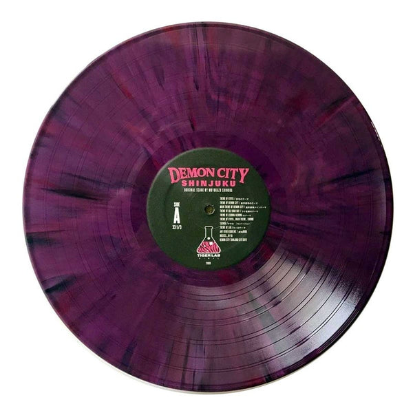 Demon City Shinjuku - Official Soundtrack Vinyl