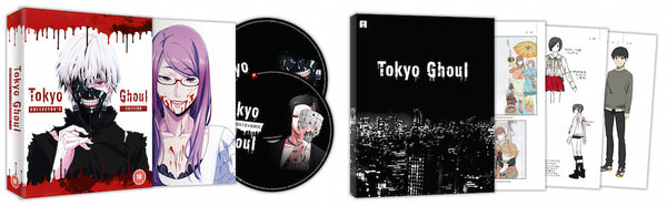 Tokyo Ghoul - Blu-ray Limited Collector's Edition