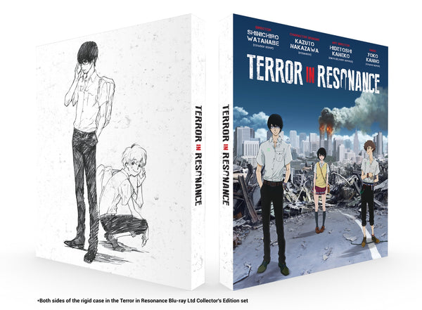 Terror in Resonance - Blu-ray Collector's Edition