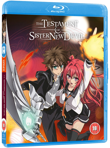 Testament of Sister New Devil - Blu-ray