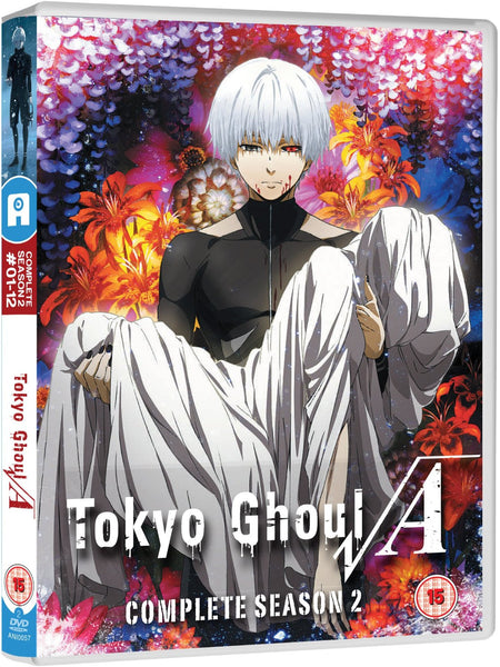 Tokyo Ghoul √A - DVD