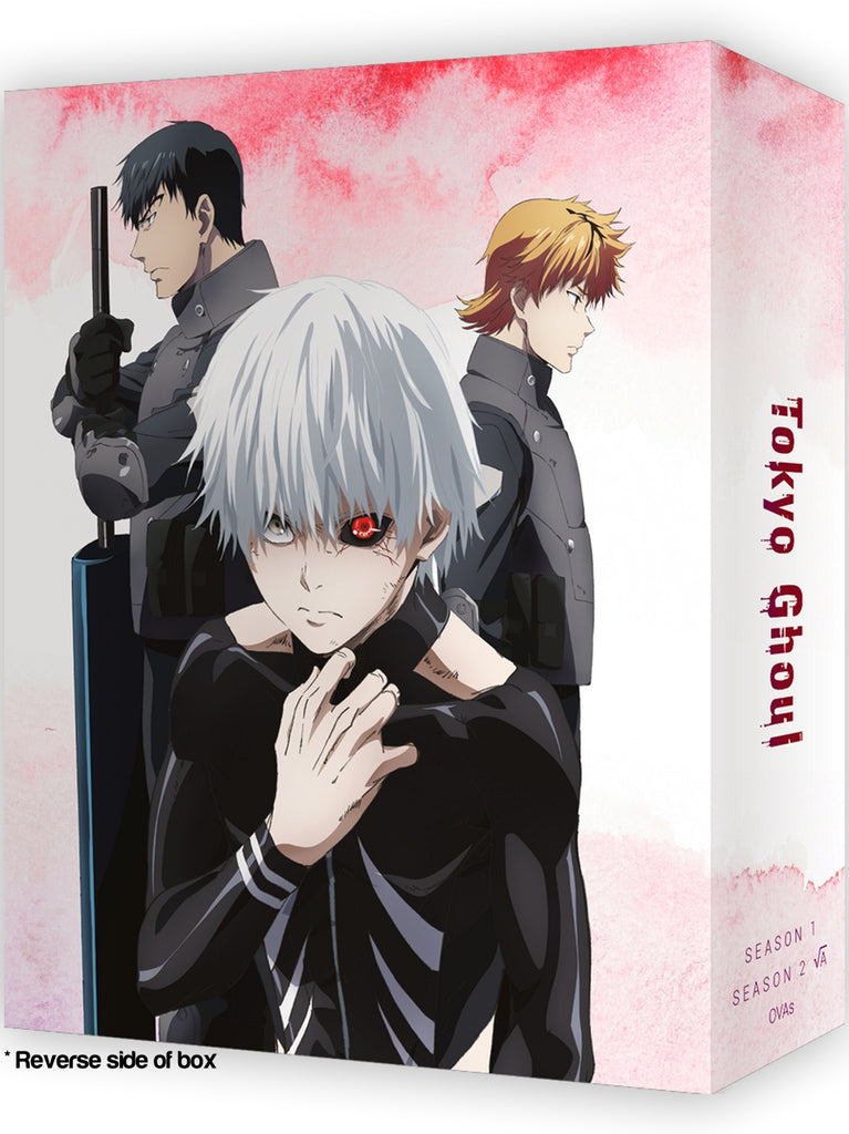 Tokyo Ghoul Collection - Blu-ray