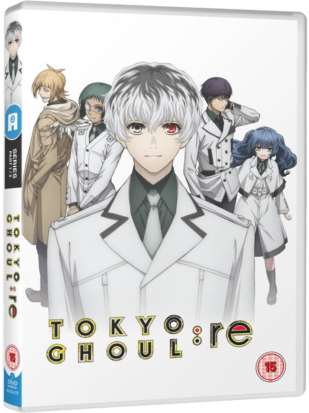 Tokyo Ghoul: re Part 1 - DVD