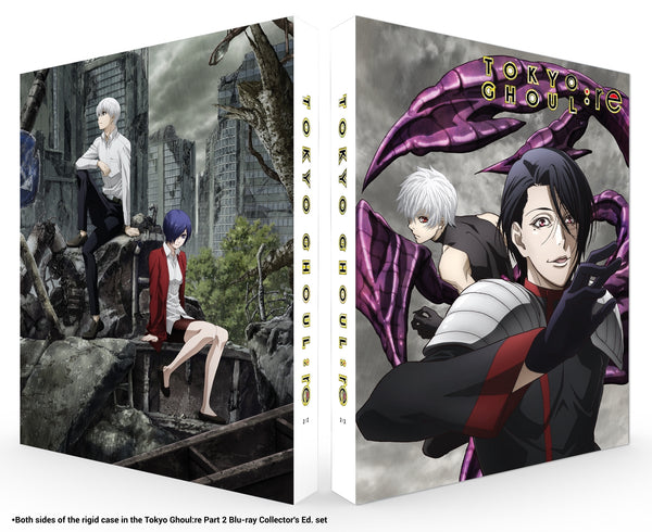 Tokyo Ghoul:re Part 2 - Blu-ray Collector's Edition w/ Exclusive Bonus Box